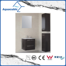 2 Drawers Bathroom Vanity with Side Cabinet (ACF8933)