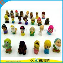 Cápsulas plásticas transparentes de venda quente para brinquedos