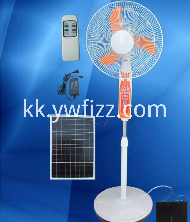 12V DC Floor Fan