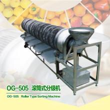 Clasificador automático de tambores, Máquina clasificadora de tambores para patatas Og-505