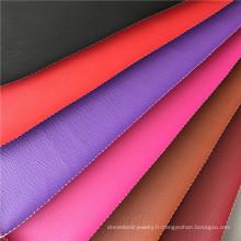 Tissu imitation cuir pour emballage de bracelet