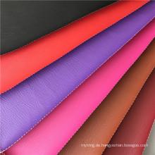Bekleidungsstoff aus Kunstleder für Armreifenverpackungen