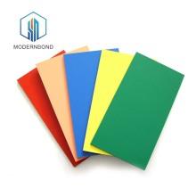 Matériaux extérieurs Panneau composite en aluminium mat