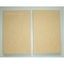 Сырье MDF Обычный MDF 1830 * 2440 * 2,0-25 мм Меламин МДФ для мебели