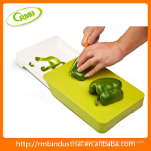 Foldable Chopping Board with Drawer