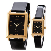 2014 Classical Branded Leather Couple Watches