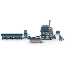 Cold Mill Aggregate Asphalt Mixing Plant