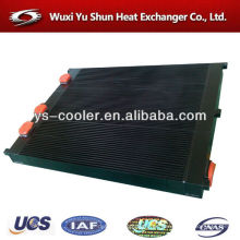Radiador combinado de aire de agua / agua-aire