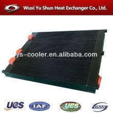 Refroidisseur d'air à eau combiné / radiateur eau-air