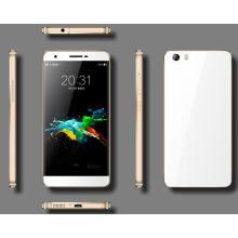 5.0inch Téléphone SIM double téléphone mobile Android Smart Phone WCDMA 3G et 4G Lte Cell Phone.
