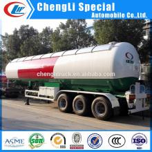 40m3 LPG Semi-reboque Tanque 40cbm LPG Transport Trailer