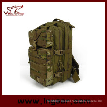 Airsoft Tactical Molle 600d Oxford Fabric Backpack Travel Shoulder Bag