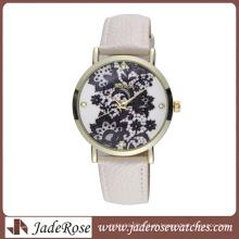 Relógio de forma relógio de mulher de relógio promocional (ra1267)