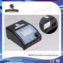 Dragonhawk máquina de tatuaje fuente de alimentación CE de certificación