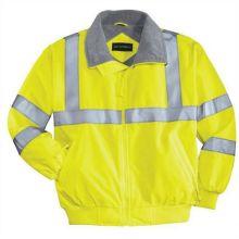 Рабочая одежда с длинными рукавами с отражающей тесьмой