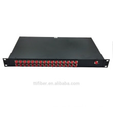 1x32 FC plc fiber splitter distribution box