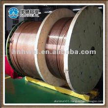 Mg-CU alloy hard copper wire