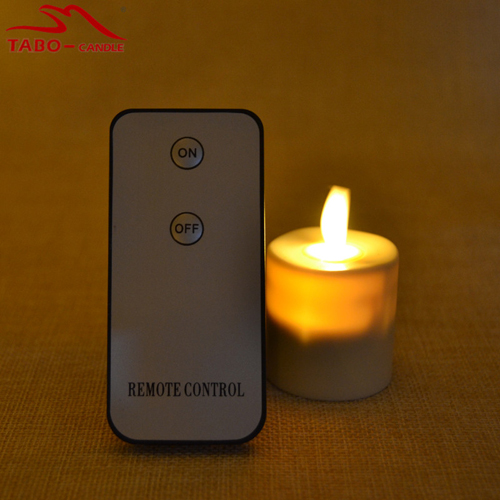 votive candle with remote