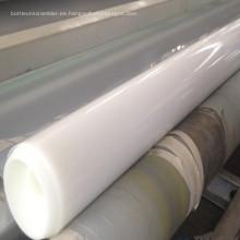 tratamiento de aguas residuales y geomembrana