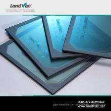 Landvac Glasfabrik in China Kondensationsfreies Vakuum-Verbundglas für Büro-Glaswände