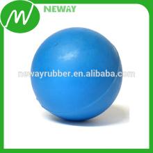 Bola de borracha resistente de alta temperatura de 15,1 mm resistente a durabilidade