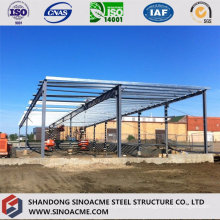 Steel Structure Commercial Building for Office