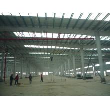 Atelier préfabriqué en acier / structure en acier (SS-54)