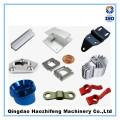 CNC-Bearbeitungshülse und -welle, die auf Autoteil benutzt werden