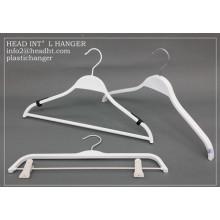 HH-Marke Kunststoff Kleiderbügel, Jacke Aufhänger, unten Kunststoff Kleiderbügel