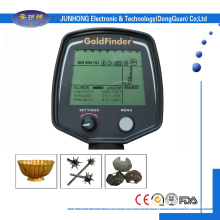Sensitive long range treasure metal detector for gold detect GF2