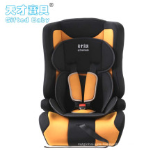 5 points safety harness Baby car eat