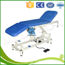 BDC106 Pedal control systme examination couch,Examination Couch by Electric motor