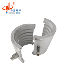 Air Cooling Die Casting Aluminum Heater Band For Extrusion Screw Barrel