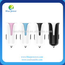 Most popular mobile phone accessories in market 5v 1a output dc 12v-24v input car charger