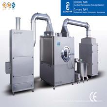 Máquina de recubrimiento de azúcar de goma de alta eficiencia