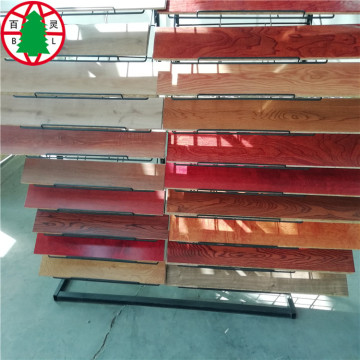 OSB Boards used for floor