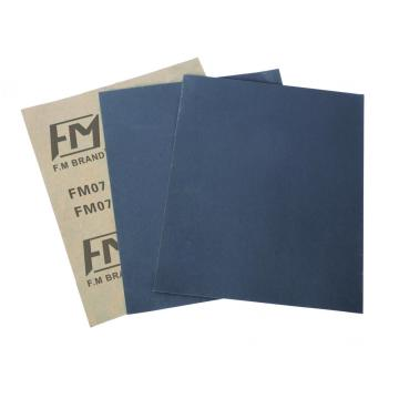 Waterproof Craft Paper Aluminum Oxide Sandpaper