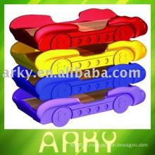 Cama de plástico de alta qualidade para crianças