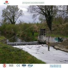 Хорошее качество надувные резиновые плотины резиновые водяные ворота с конкурентоспособной ценой