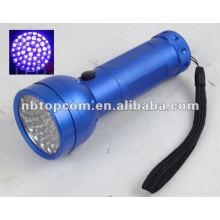 2013 la linterna ultravioleta más popular más potente
