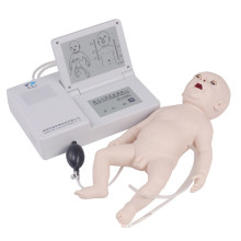 Enfermagem Médica Manequim de primeiros socorros de primeiros socorros de enfermagem médica