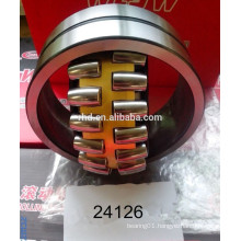 Double row Spherical Roller Bearing 24126