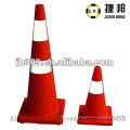 PVC KEYLIGHT TRAFFIC CONE FOR HIGHWAY SAFETY