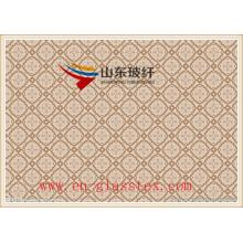 Good air permeability functional wallcovering