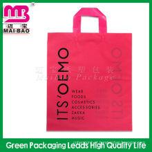 sacos de compras poli plásticos reusáveis do hm com logotipo