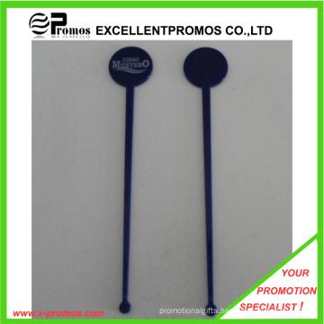 Customized Logo PS Plastic Printings Stirrer (EP-S8281)