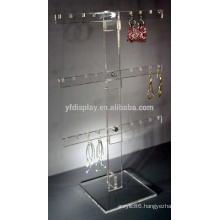 Roating Acrylic Earring Display
