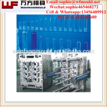 330ML, 500ML, 600ML, 750ML 48cavity pet preform mould for water bottle preform injection mold