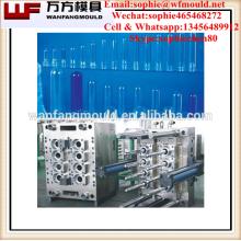 Прессформа preform любимчика полости 330ML, 500ML, 600ML, 750ML для прессформы впрыски preform бутылки с водой