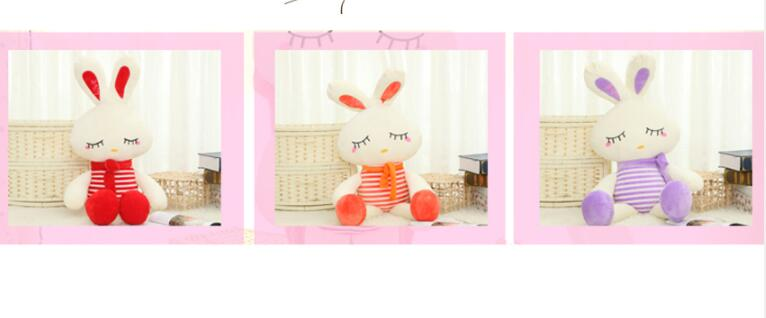 Kilang Borong Customized Soft Rabbit Doll